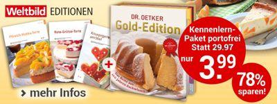 Dr. Oetker - Gold-Edition (Weltbild EDITION)