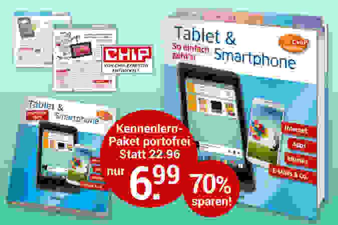Tablet & Smartphone - So einfach geht's! (Weltbild EDITION)