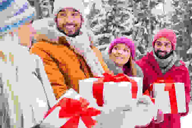 Weltbild Weihnachtswelt - Großer Geschenkefinder: Geschenke für Freunde & Kollegen