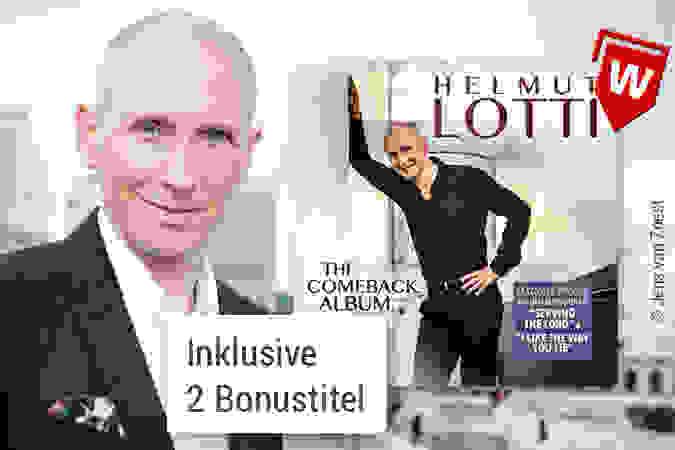 Helmut Lotti CD hier kaufen