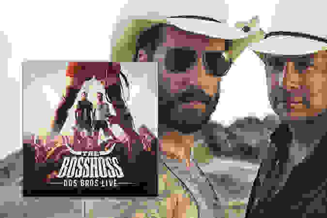 The Bosshoss CD hier kaufen
