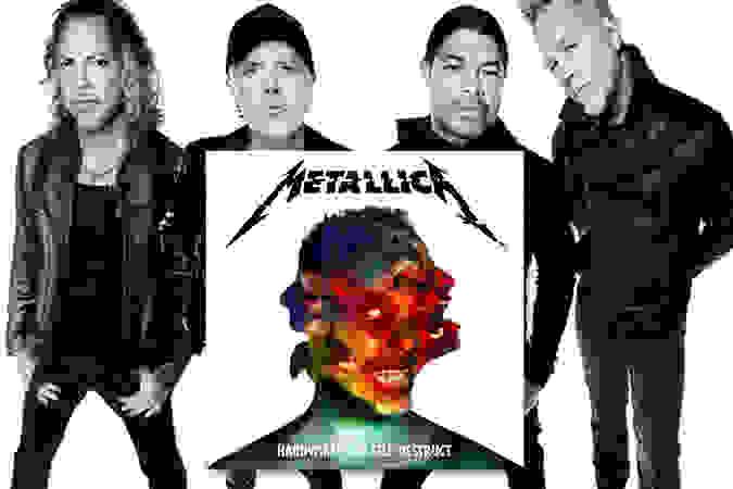 Metallica CD hier kaufen