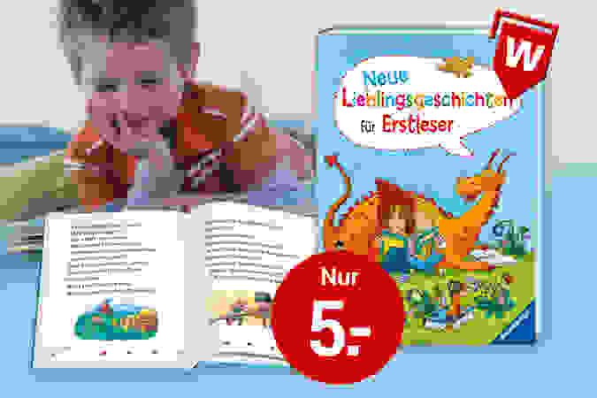 NEU: Sammelband für Erstleser zum kleinen Preis