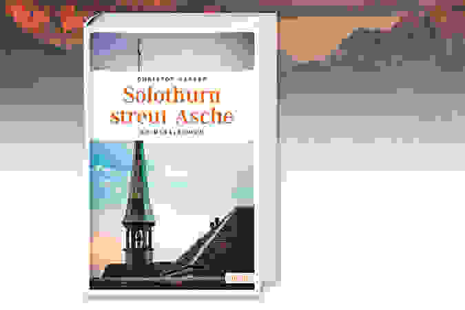 Der neue Solothurn-Krimi von Christoph Gasser