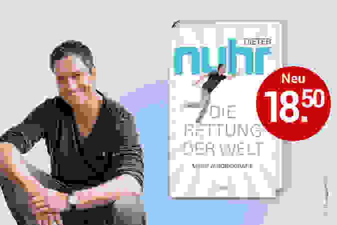 Das neue Buch des Bestsellerautors!