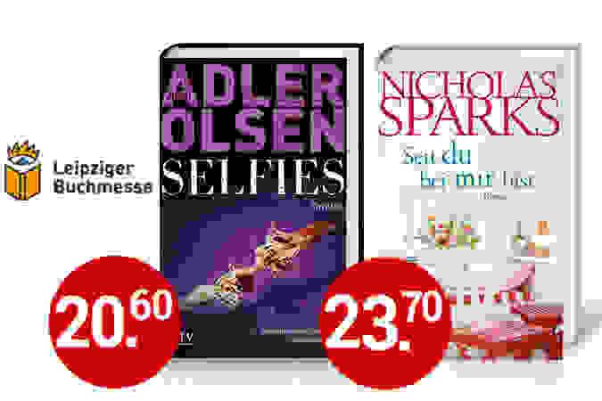 Die spannendsten Neuheiten zur Leipziger Buchmesse