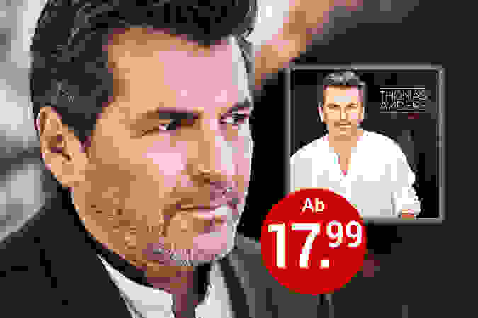 Thomas Anders - Pures Leben CD hier kaufen