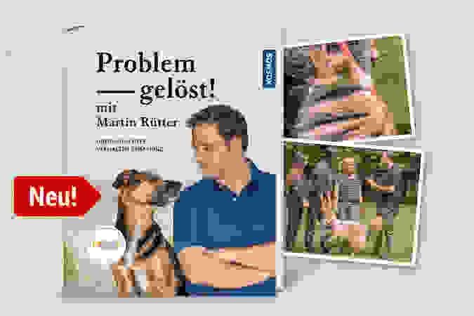 Das neue Buch von Deutschlands bekanntestem Hundetrainer