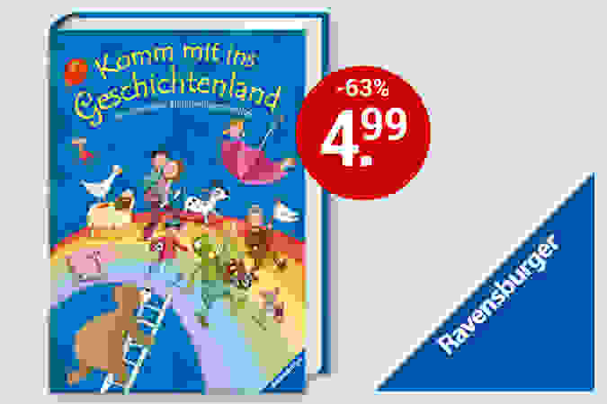 NEU: Besuchen Sie den Ravensburger-Shop auf weltbild.at