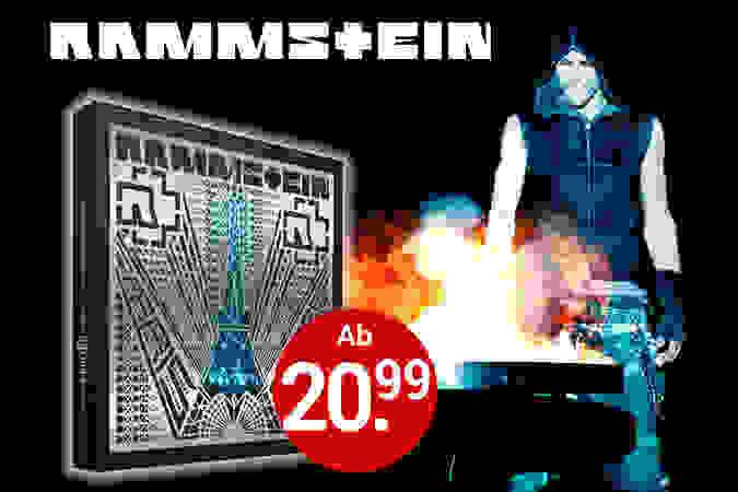 Rammstein - Paris CD hier kaufen