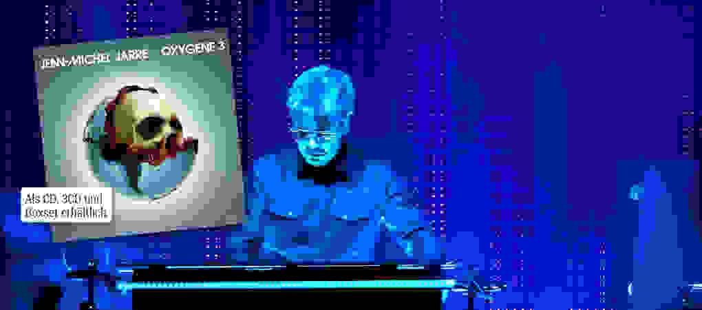 Jean-Michel Jarre - Oxygene 3 CD hier kaufen