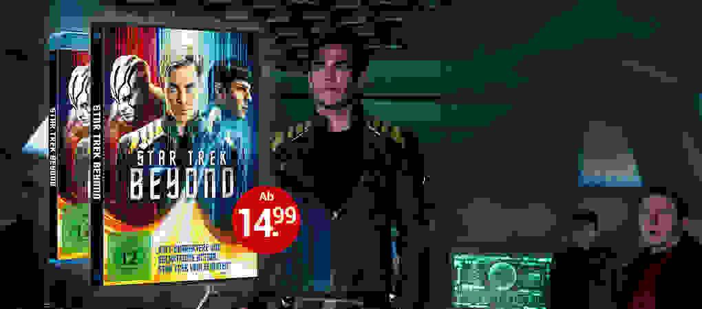 Star Trek Beyond jetzt kaufen!