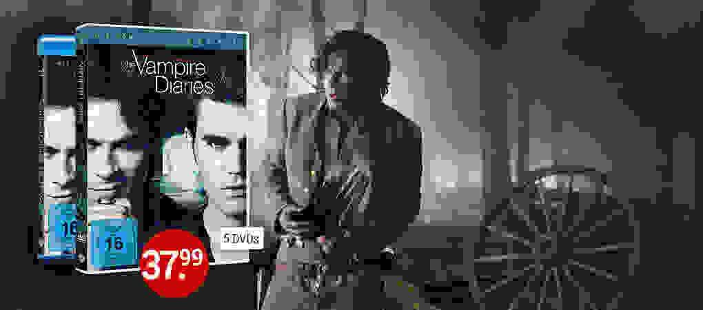 The Vampire Diaries Staffel 7 auf DVD & Blu-ray jetzt kaufen!