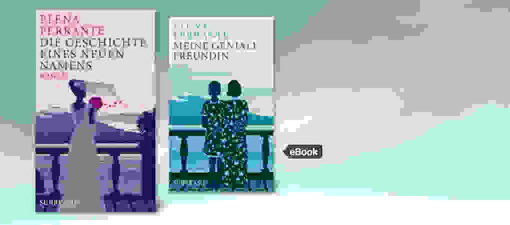 Elena Ferrante-Die Geschichte eines neuen Namens-eBook