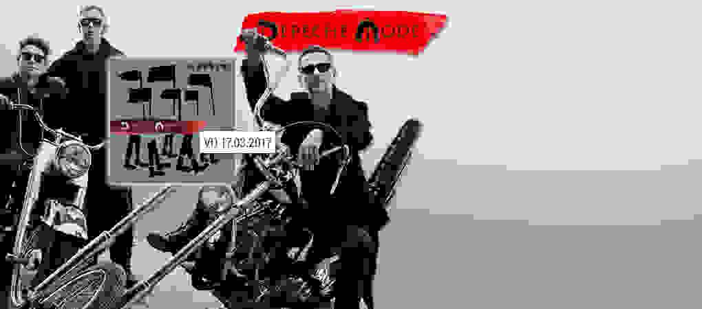 Depeche Mode - Spirit CD hier kaufen