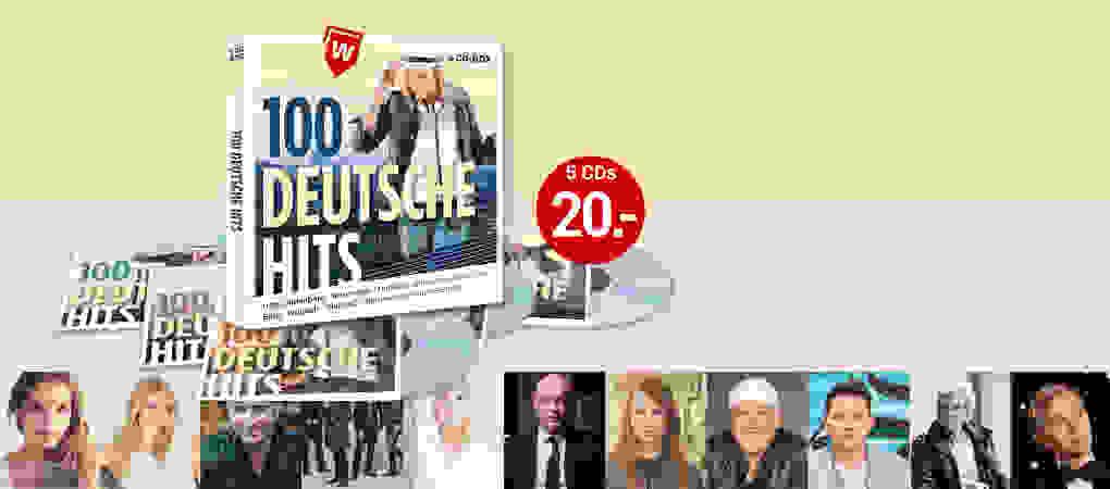 Deutsche Musik-CD hier kaufen