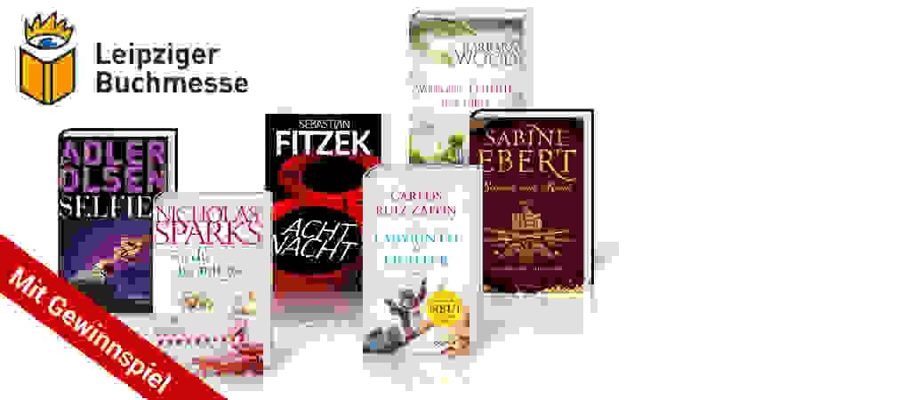 Leipziger Buchmesse 23. - 26. März 2017