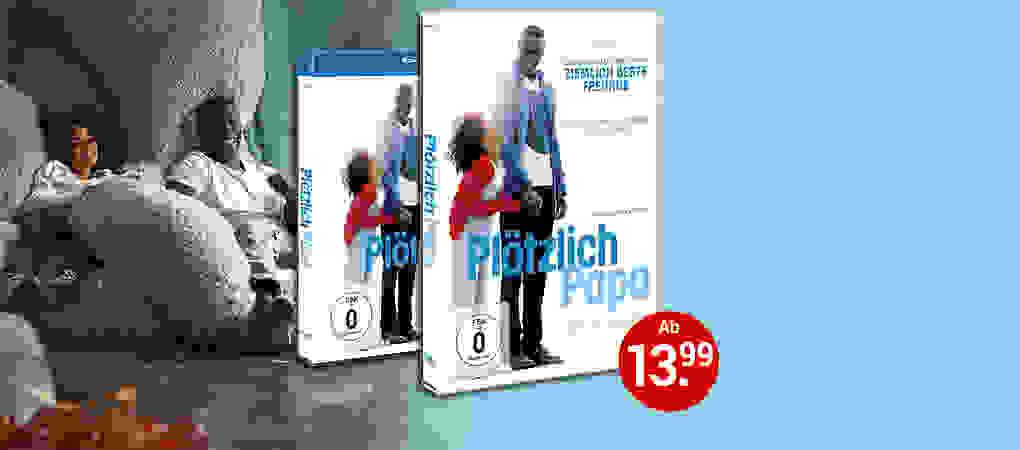 Plötzlich Papa auf DVD & Blu-ray - Jetzt bestellen!
