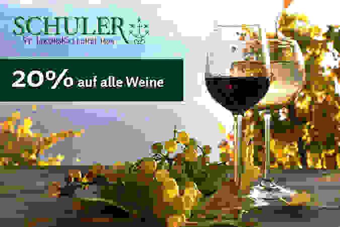 Wein-Vielfalt zum Vorteilspreis