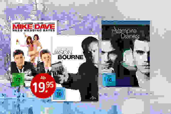DVD Neuheiten im Juli - jetzt vorbestellen!