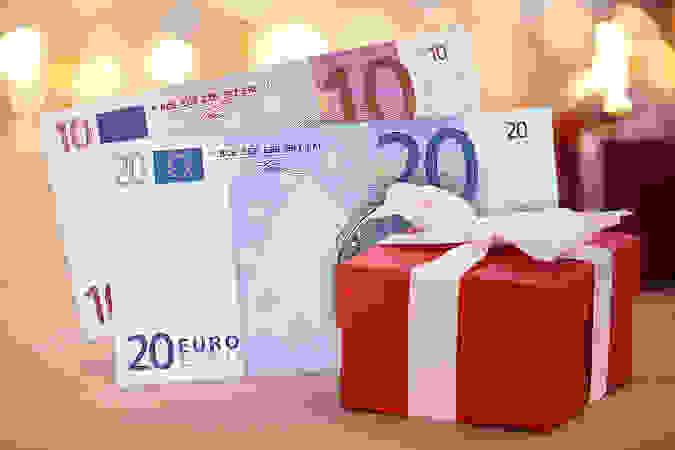 Geschenke bis 30 €