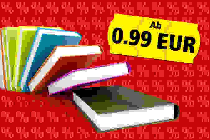 Buch-Sparwoche -  Bücher schon ab 0.99 EUR!
