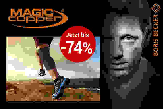 DIE Sportbandage - empfohlen von Boris Becker!