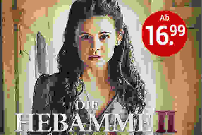 Die Hebamme 2 auf DVD & Blu-ray