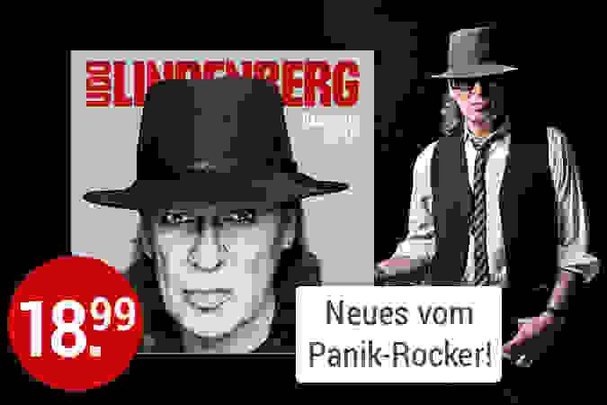 Udo Lindenberg CD hier kaufen
