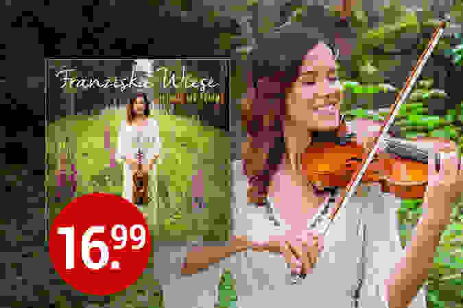 Franziska Wiese CD hier kaufen