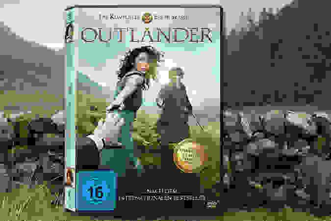 Outlander - Die komplette 1. Staffel auf DVD & Blu-ray jetzt kaufen!