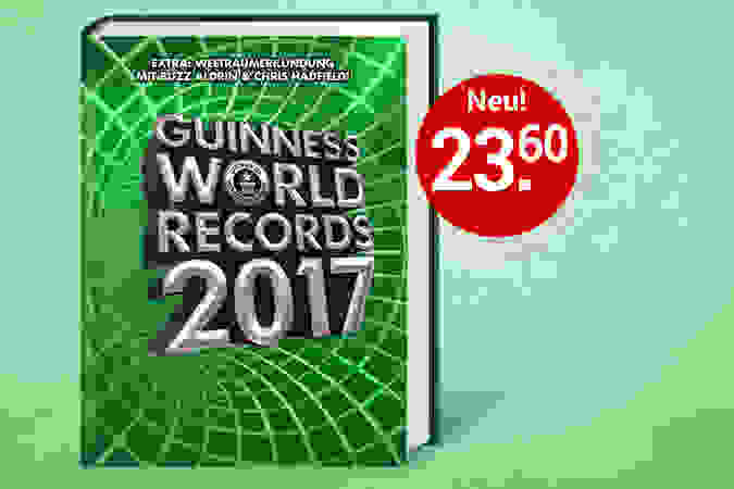 Die neueste Ausgabe mit über 4.000 Rekorden! - Jetzt bestellen!