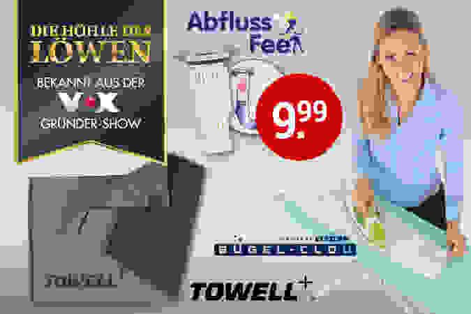 """Highlight-Produkte aus der TV-Sendung """"Die Höhle des Löwen"""""""