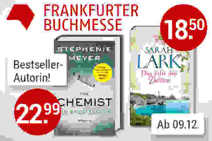 Neuheiten von der Frankfurter Buchmesse 2016
