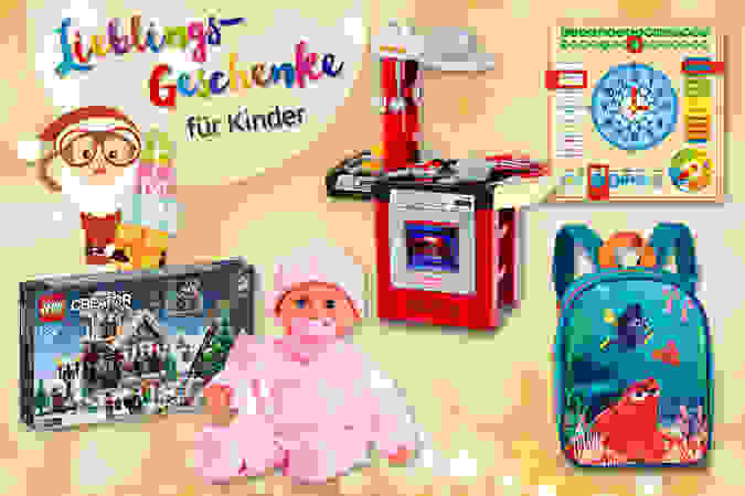 Spielzeug-Neuheiten, Bestseller und Geschenke-Klassiker - jetzt bestellen!