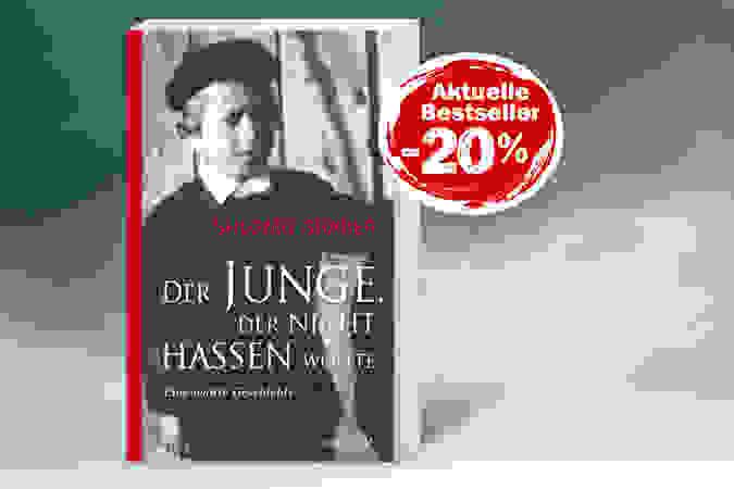 Die tragische Geschichte von Shlomo Graber jetzt zum Weltbild Bestsellerpreis