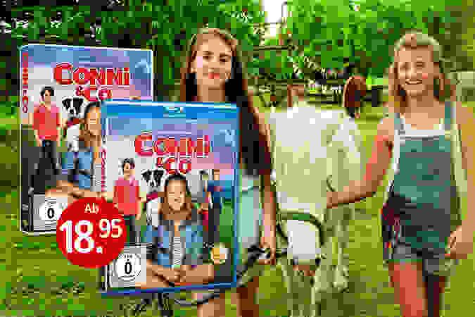 Conni & Co - Der Film mit Emma Schweiger