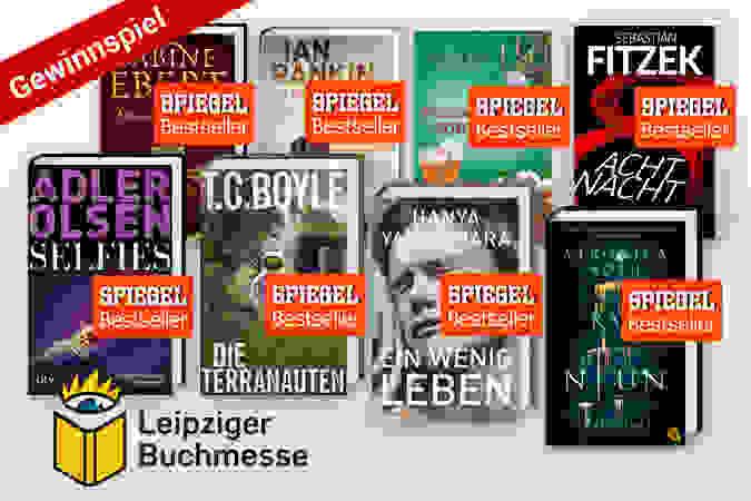 Nur bis Sonntag: Handsignierte Spiegel-Bestseller zu gewinnen!