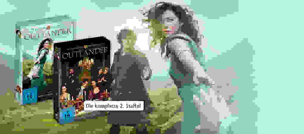 Outlander - Staffel 1.1