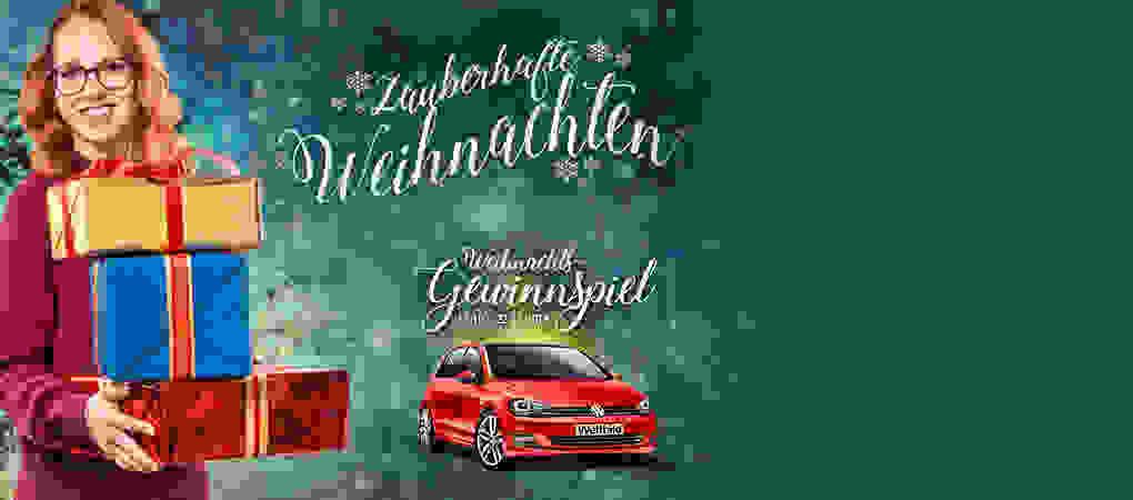 Vorfreude auf Weihnachten - jetzt die grosse Weltbild-Weihnachtswelt entdecken!