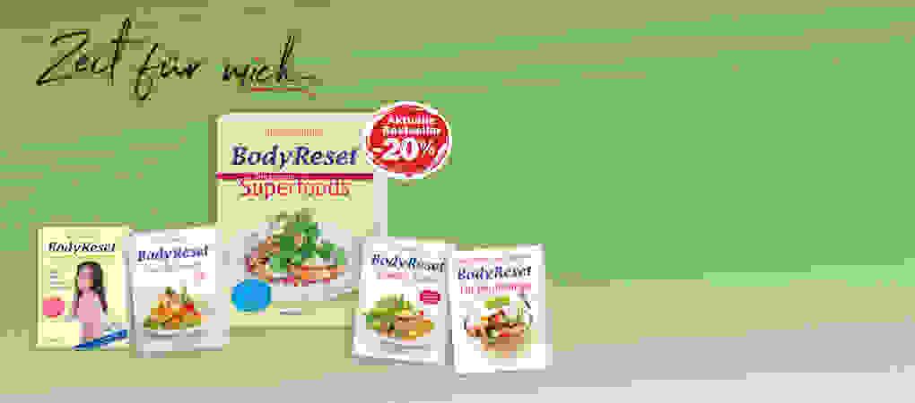 BodyReset - Die erfolgreiche Reihe