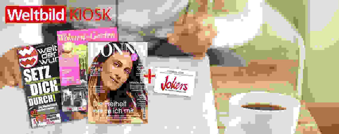 Zeitschriften & Zeitungen