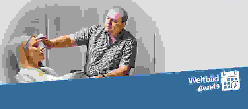 LiveTalk & Vortrag zum Thema Selbsthypnose