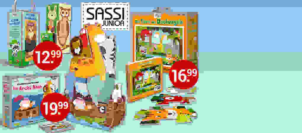 Puzzle Sassi