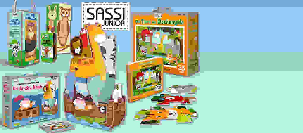 SASSI Junior - Puzzles und mehr