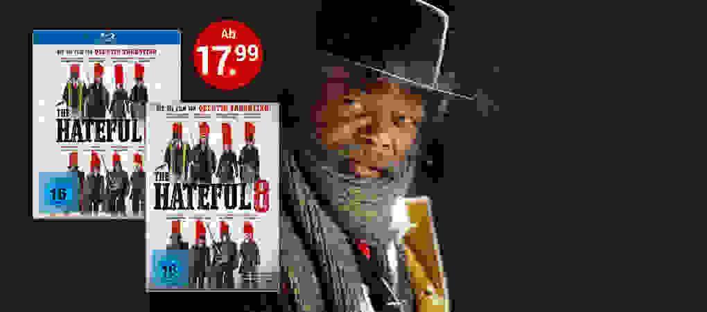 The Hateful 8 auf DVD & Blu-ray
