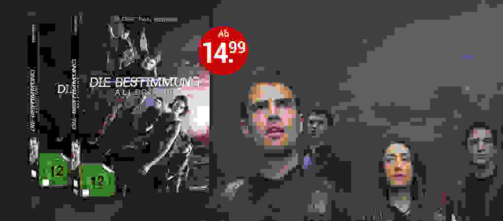 Die Bestimmung Allegiant auf DVD & Blu-ray jetzt bestellen!