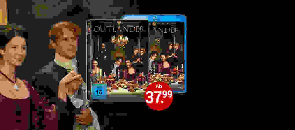 Outlander Staffel 2 auf DVD & Blu-ray jetzt bestellen!