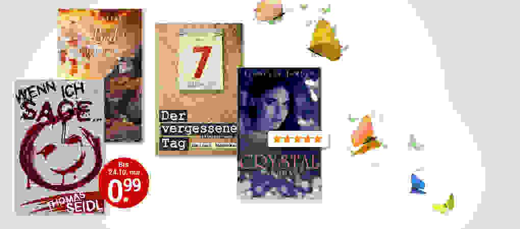 Self-Publishing eBooks: Brandneuer Lesestoff für Ihren tolino!