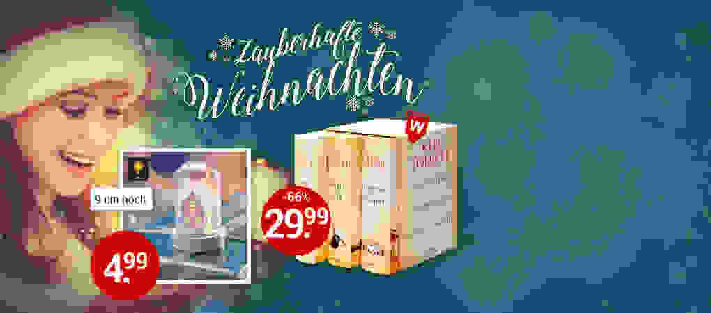 Unsere Weihnachtswelt - die besten Bücher und viele andere Geschenke entdecken